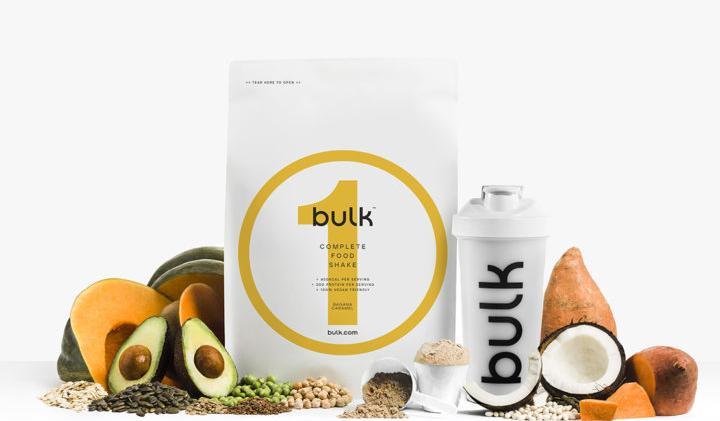 banan caramel proteinov sheik - онлайн магазин за протеини Bulk