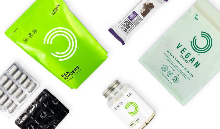 vegan supplements - онлайн магазин за протеини Bulk