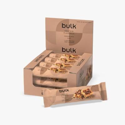 Протеинов бар Bulk, 85 гр, 21 гр протеин