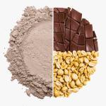 Телешки протеин Bulk, 97%, 5 кг Вкус Шоколадов фъстък